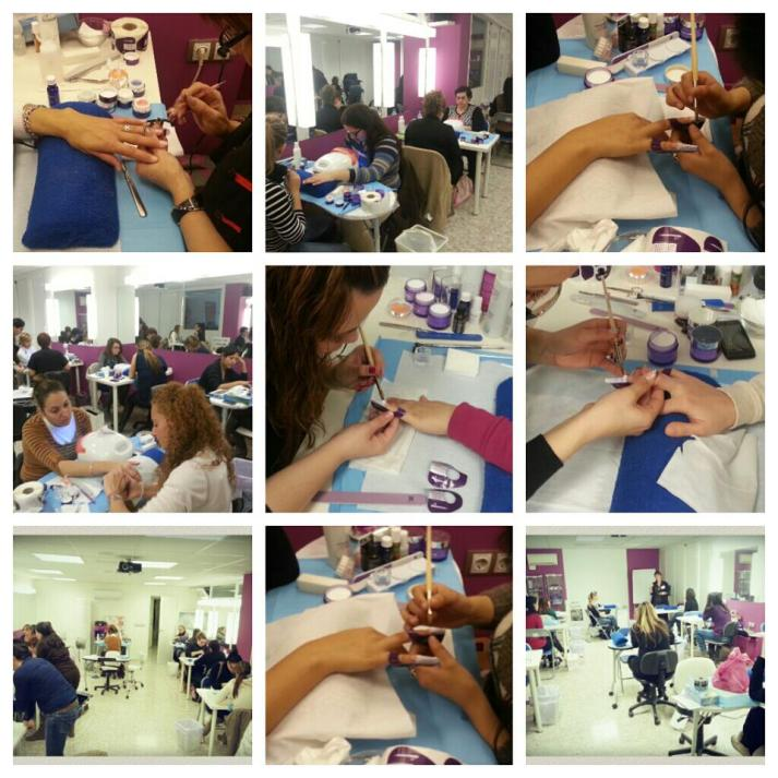 Mix Curso uñas Gel / Acrílico by Crisnail
