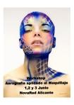 Workshop aerografía aplicada al Maquillaje por Graftobian