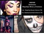 Curso Maquillaje Moros y Cristianos