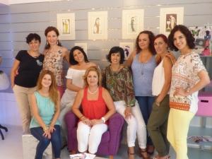 Curso de Estética Beauty School Alicante 2013/14